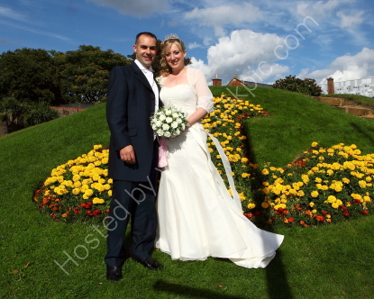Emma & Lee Wedding - Southampton and the Crown Hotel - Lyndhurst