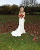 Anneliese - from her Wedding with David - Bartley Lodge Hotel