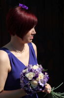 Claire - a Bridesmaid @ Lee on Solent
