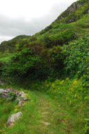 Flores - Coastal Path near Lajedo