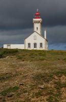 Brittany - Belle Ile - Ile des Poulains - Lighthouse