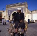 Fes: Bab Bou Jeloud