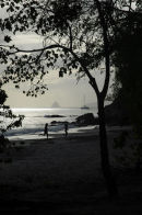 Martinique - View to Pointe du Diamant + Diamond Rock