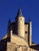 Segovia:Alcazar