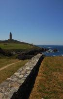 Galicia - A Coruna - Torre Hercules