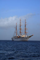 St Lucia - Rodney Bay - Sea Cloud 11