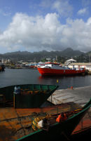 St Vincent - Kingstown - Ferry Terminal
